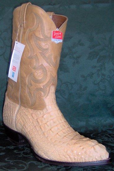 TONY LAMA Oryx Hornback Caiman NEW Cowboy Boot Men's 11.5 EE FREE SHIPPING