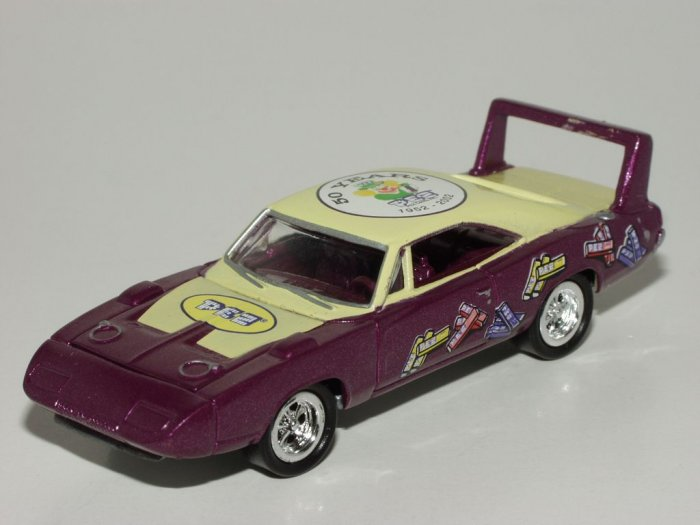 Loose Johnny Lightning Pez 50 Years 5 Car Set Loose