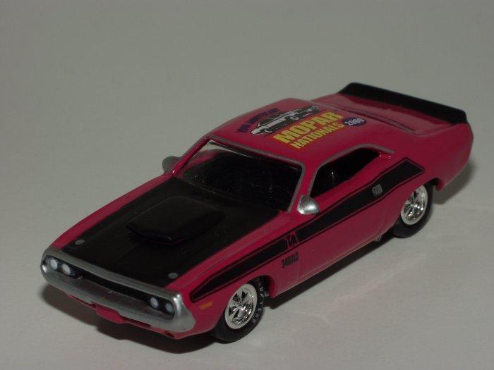 Johnny Lightning 2000 Mopar Nationals '70 Challenger Loose