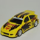 Hot wheels 100% Super street Magazine Ford Focus 1/64 Scale Loose
