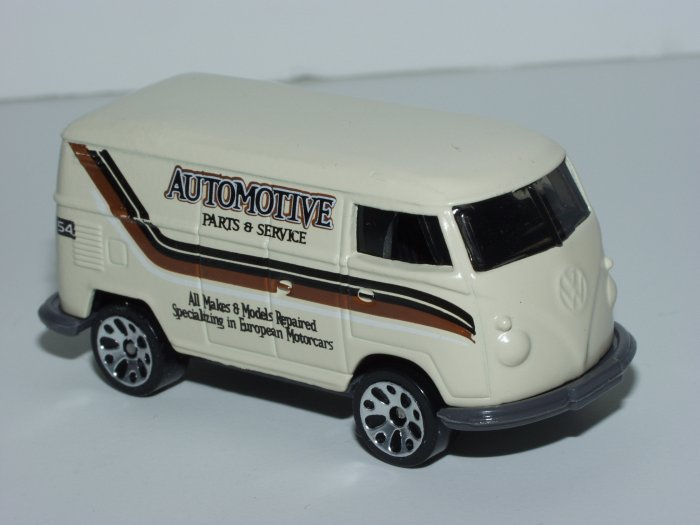 Matchbox VW Delivery Van #31 Cream 1/58 Scale Loose