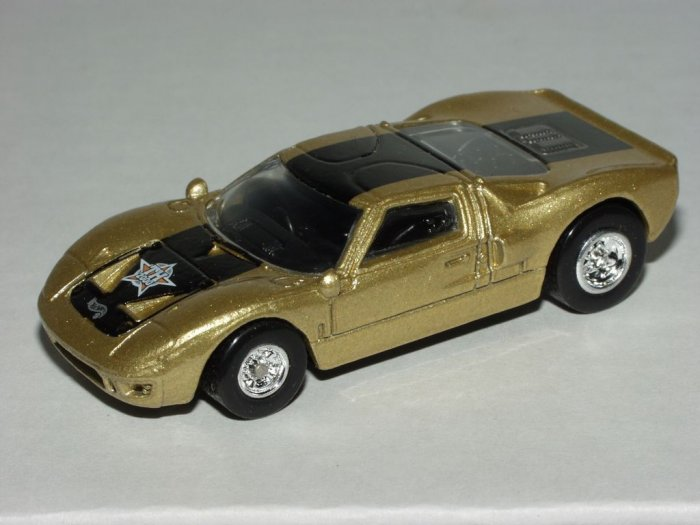 2000 Hot Wheels Ford GT-40 Treasure Hunt Loose