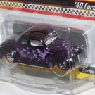 2004 Hot Wheels Collector's Club Series 3 Neo-Classics '40 Ford Purple with Flames