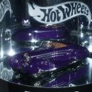 2004 Hot Wheels Showcase type 57c Bugatti Cabriolet..Purple