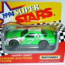 1994 Series II White Rose Collectibles Matchbox Super Stars...Harry Gant #7