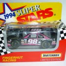 1994 Series II White Rose Collectibles Matchbox Super Stars Fingerhut Racing #98