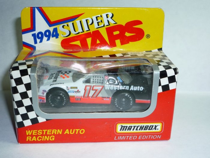 1994 Series II White Rose Collectibles Matchbox Super Stars #17