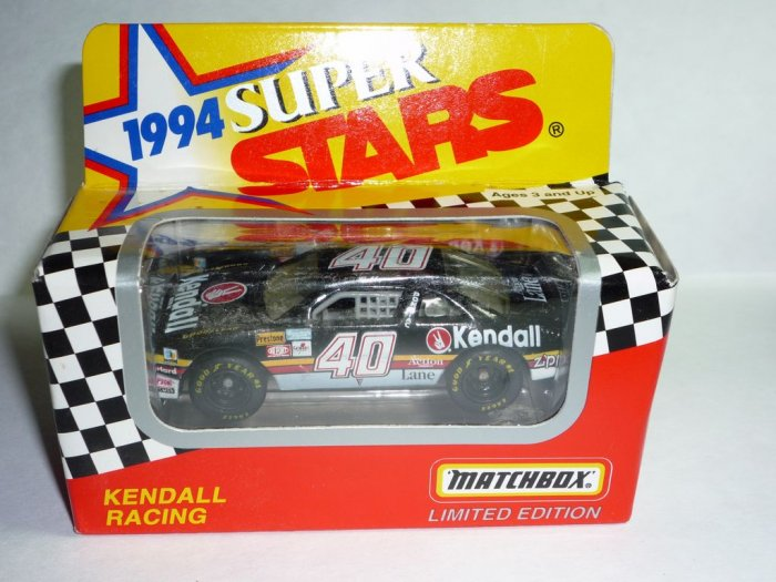 1994 Series II White Rose Collectibles Matchbox Super Stars #40