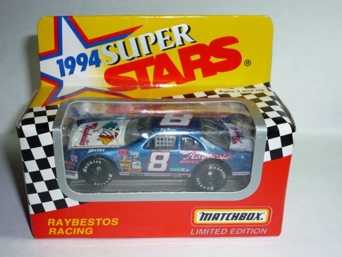 1994 Series II White Rose Collectibles Matchbox Super Stars #8