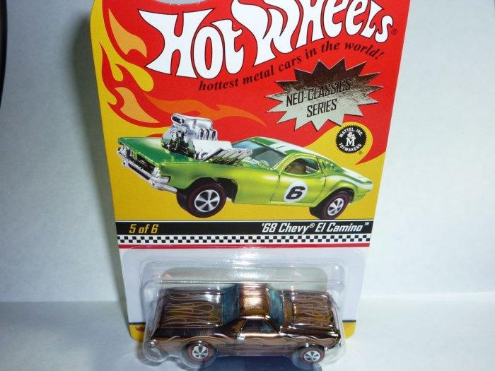 2007 HWC Series 6 Neo-Classics '68 Chevy El Camino