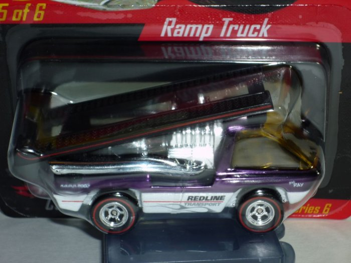 2007 HWC Series 6 Real Riders Ramp Truck