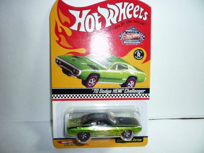 2007 7th Annual Hot Wheels Collectors Nationals '70 Dodge Hemi Challenger