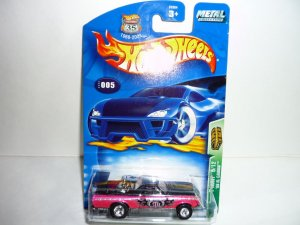 2003 Hot Wheels Treasure Hunt #5 El Camino