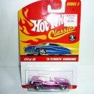 Hot Wheels Classics Series 3 '70 Plymouth Barracuda...Pink