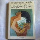 The Garden Of Eden Ernest Hemingway Book 1st Ed HC/DJ 1986
