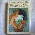 The Garden Of Eden Ernest Hemingway Book 1st Ed HC/DJ 1986