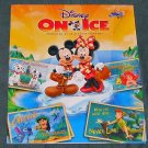 Mickey Minnie&#39;s Magical Journey Disney On Ice Live Show Program OOP