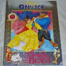 Beauty and the Best Disney On Ice Live Show Program plus Mickey and Minnie