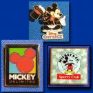 Set 3 Unique Disney Mickey Mouse Cast Member Exclusive OOP Cloisonne Pins