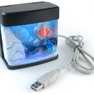 Mini USB Aquarium
