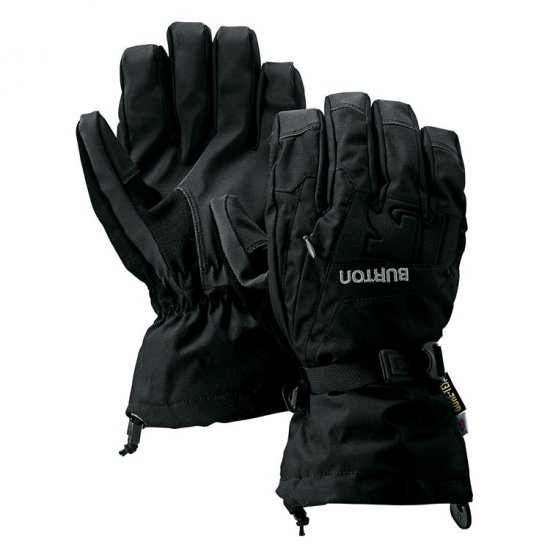 2009 Burton Gore-Tex gloves Sz MD