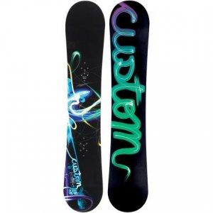 2009 Burton Custom Snowboard 151