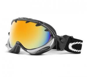 Oakley Wisdom JET BLACK FIRE