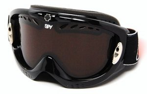 Spy Blizzard Goggles Black/Sliver/chrome Mirror