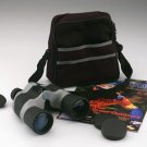 Magnacraft 10 x 50 Black and Gray Binocular with Case