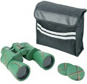 Magnacraft 10x50 Camouflage Colored Binoculars.