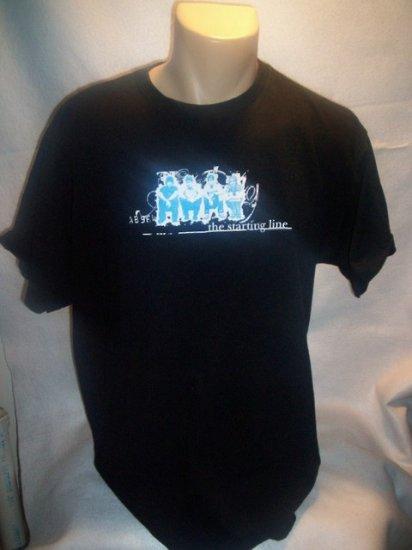 THE STARTING LINE Concert Tour T Shirt XL Alternative