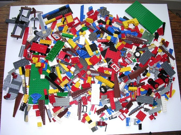 Lot of Lego Building Blocks Lego WHEELS Lego Blocks Lego Accessories Legos 3 Pounds Blocks