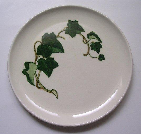 METLOX California Ivy PoppyTrail Dinner Plate 4 Plate Lot