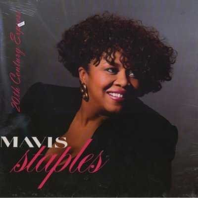 "Mavis Staples 20th Century Express 12"""" Single"