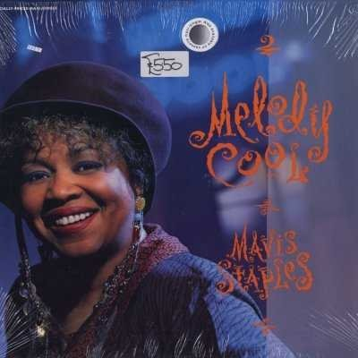 "Mavis Staples Melody Cool 12"""" Single"