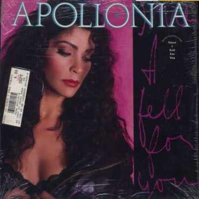 "Apollonia Since I Fell For You 12"""" Single"