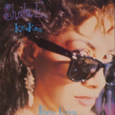 "Sheila E Koo Koo Promo12"""" Single"