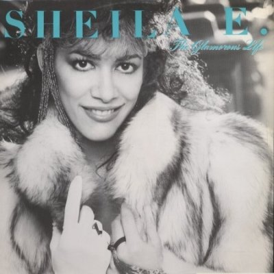 "Sheila E The Glamorous Life 12"""" Single"