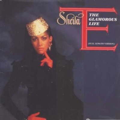 Sheila E The Glamorous Life - Different PS 12