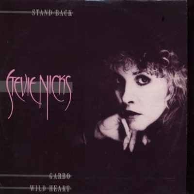 "Stevie Nicks Stand Back 12"""" Single"