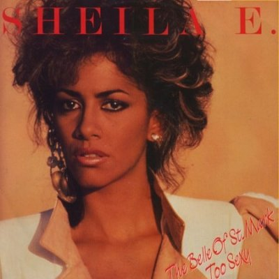 "Sheila E The Belle Of St. Mark 12"""" Single"