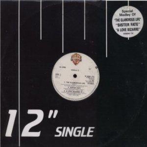 "Sheila E The Glamorous Life Medley 12"""" Single"