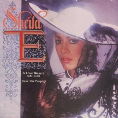"Sheila E A Love Bizarre 12"""" Single"
