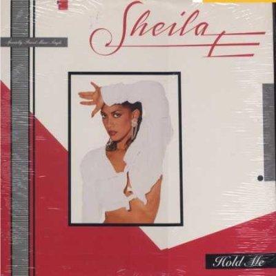 """Sheila E Hold Me 12"""""""" Single"""