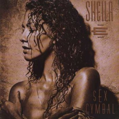 Sheila E Sex Cymbal LP