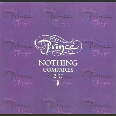 "Prince Nothing Compares 2 U Promo12"""" Single"