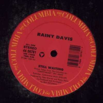 "Rainy Davis Still Waiting 12"""" Single"