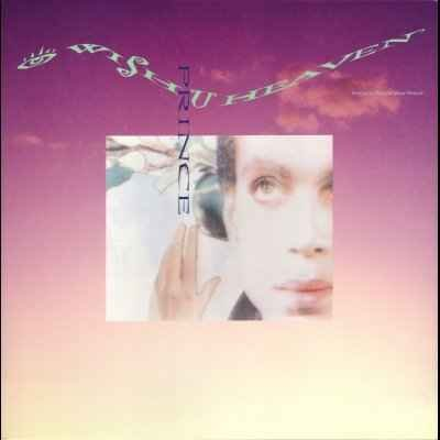 "Prince I Wish U Heaven 12"""" Single"