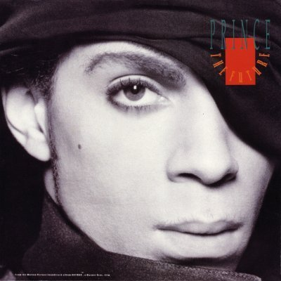 "Prince The Future 12"""" Single"