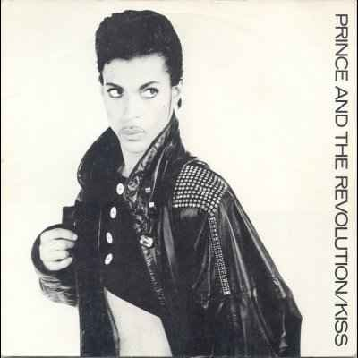 "Prince and The Revolution Kiss 12"""" Single"